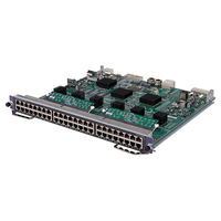 HP 7500 48-port Gig-T PoE-ready Module modulo del commutatore di rete