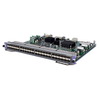 HP HPE FlexNetwork 7500 48-port GbE SFP Enhanced Module scheda di rete e adattatore