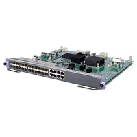 HP 7500 24-port GbE SFP Enhanced Module scheda di rete e adattatore