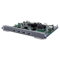 HP 7500 4-port 10GbE XFP Enhanced Module scheda di rete e adattatore