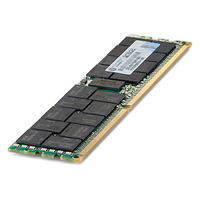 HP 2GB (1x2GB) Dual Rank x8 PC3-10600 (DDR3-1333) Registered CAS-9 Memory Kit 2GB DDR3 1333MHz memoria