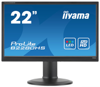 "iiyama ProLite B2280HS-B 21.5"" Full HD TN+Film Nero monitor piatto per PC"