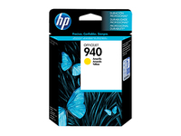 HP 940 Yellow Giallo cartuccia d