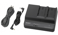 Sony BC-U 2 Battery Charging Unit Interno Nero