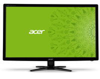 "Acer G6 G246HLAbd 24"" Full HD TN+Film Nero monitor piatto per PC"