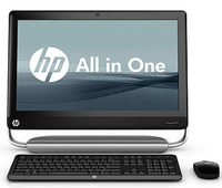 "HP TouchSmart Elite 7320 3.3GHz i3-2120 21.5"" 1920 x 1080Pixel Nero"