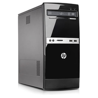 HP 600 600B 2.6GHz i3-2120T Microtorre Nero PC
