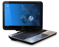 "HP TouchSmart tm2-2102tu 1.33GHz i3-380UM 12.1"" 1280 x 800Pixel Touch screen Ibrido (2 in 1)"