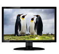 "Hannspree Hanns.G HE195ABB 18.5"" HD Nero monitor piatto per PC"