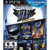Sony The Sly Collection, PS3 PlayStation 3 videogioco