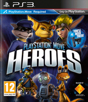 Sony PlayStationMove Heroes, PS3 PlayStation 3 videogioco