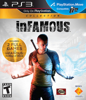 Sony inFAMOUS Collection PlayStation 3 Inglese videogioco