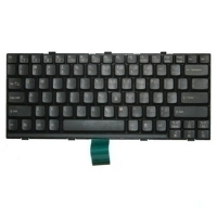 Acer Keyboard US Qwerty QWERTY Inglese US Nero tastiera