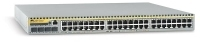 Allied Telesis 10/100TX x 48 ports managed FE L3 Switch w/ 4x SFP expansion bays Gestito L3 Argento