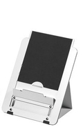 Backshop Tablet Stand Interno Passive holder Bianco