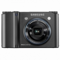 "Samsung NV NV24HD 10.2MP 1/2.3"" CCD 3648 x 2736Pixel Nero"