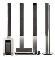 Sony Design Home Theatre system with S-DIAT 5.1 800W sistema home cinema
