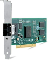 Allied Telesis 100FX 32-bit, PCI 2.2 compliant secure fiber interface card 100Mbit/s scheda di rete e adattatore