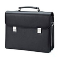 "Toshiba Leather Case 15.4"" Nero"