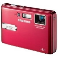 "Samsung i i85 8.2MP 1/2.5"" CCD 3264 x 2448Pixel Rosso"