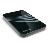 Toshiba 320GB USB 2.0 Portable External Hard Drive 320GB Grigio disco rigido esterno