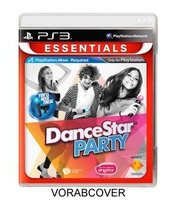 Sony DanceStar Party PlayStation 3 Tedesca videogioco