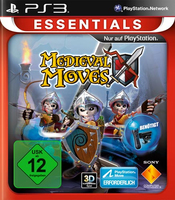Sony Medieval Moves Essentials PlayStation 3 Tedesca videogioco
