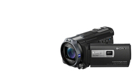 Sony 96GB Full HD Camcorder with Projector Videocamera palmare 24.1MP CMOS Full HD Nero