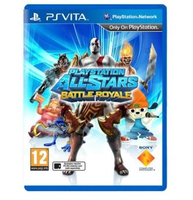 Sony All-Stars: Battle Royale, PS Vita PlayStation Vita Inglese videogioco