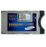 Samsung Cam HD Nero, Argento decodificatore