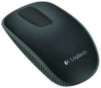 Logitech T400 RF Wireless Ottico Nero mouse