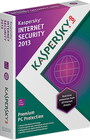 Kaspersky Lab Internet Security 2013 Base license 3utente(i) 1anno/i Tedesca