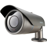 Samsung SCO-3080R IP security camera Interno e esterno Capocorda Grigio