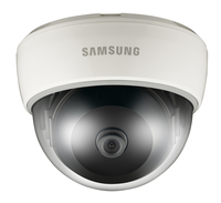 Samsung SND-1011 IP security camera Interno e esterno Cupola Avorio