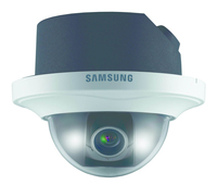 Samsung SND-3082F IP security camera Interno e esterno Cupola Avorio