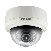 Samsung SNV-1080R IP security camera Interno e esterno Cupola Avorio