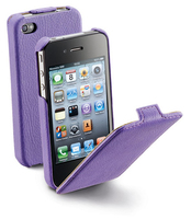 Cellularline Flap Custodia a libro Viola