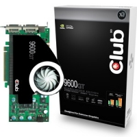 CLUB3D CGNX-G962DDO GDDR3 scheda video