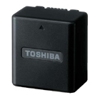 Toshiba Gigashot Battery Pack 1200mAH Ioni di Litio 1200mAh 7.2V batteria ricaricabile