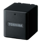 Toshiba Gigashot Hi-Capacity Battery Pack 2400mAH Ioni di Litio 2400mAh 7.2V batteria ricaricabile