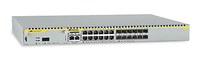 Allied Telesis 10/100/1000T / SFP Combo x 12 ports modular Gigabit Ethernet Layer 3 switch Gestito L3