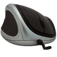 Goldtouch Ergonomic Mouse, Left USB Ottico 1000DPI Mancino mouse