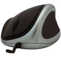 Goldtouch Ergonomic Mouse, Right USB Ottico 1000DPI Mano destra mouse