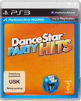 Sony DanceStar Party Hits PlayStation 3 Tedesca videogioco