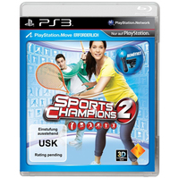 Sony Sports Champions 2 PlayStation 3 Tedesca videogioco