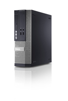 DELL OptiPlex 390 3.3GHz i3-2120 SFF Nero PC