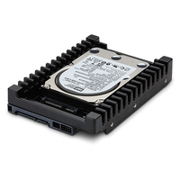 "HP 500GB SATA 10K SFF/3.5"" Frame 500GB SATA disco rigido interno"