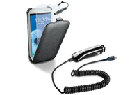 Cellularline Starter Kit Nero mobile phone