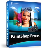 Corel PaintShop Pro X5, CTLA, GOV, ML, 1Y