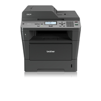 Brother DCP-8110Dn 1200 x 1200DPI Laser A4 36ppm Nero multifunzione